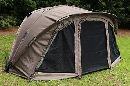 Reflex Compact Bivvy windows