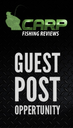 Guest post carp fishing blog
