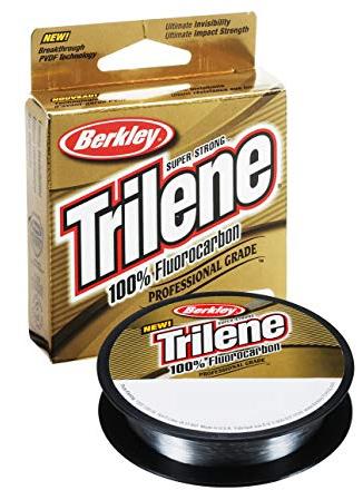 Berkley Trilene Professional Grade Fluorocarbon